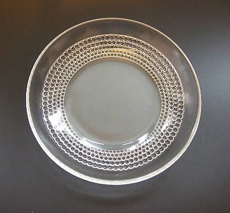 Rene Lalique -Plates & Tableware #04